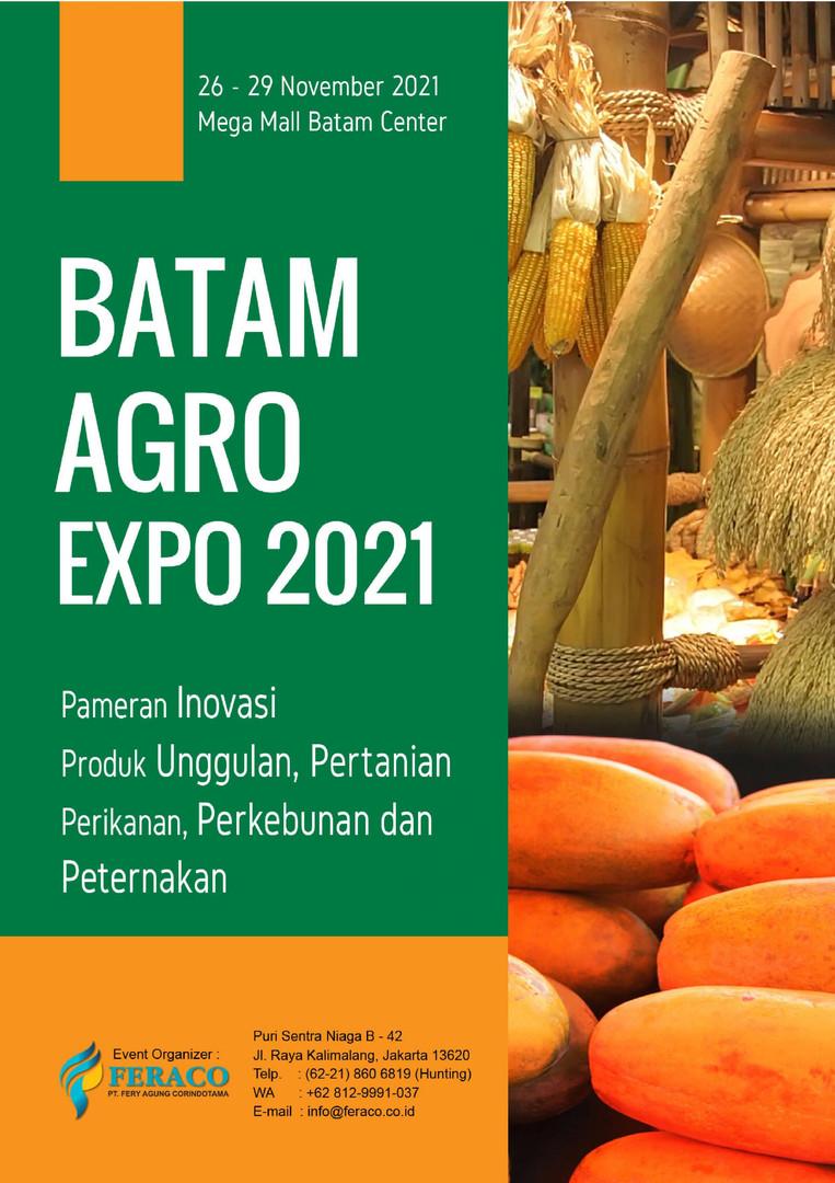 Batam Agro Expo 2021 - Feraco