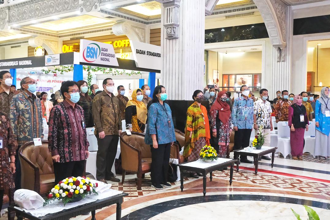 Opening Ceremony bersama