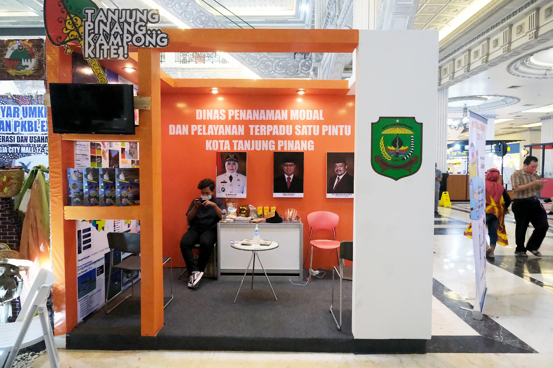 DPMPTSP Tj Pinang