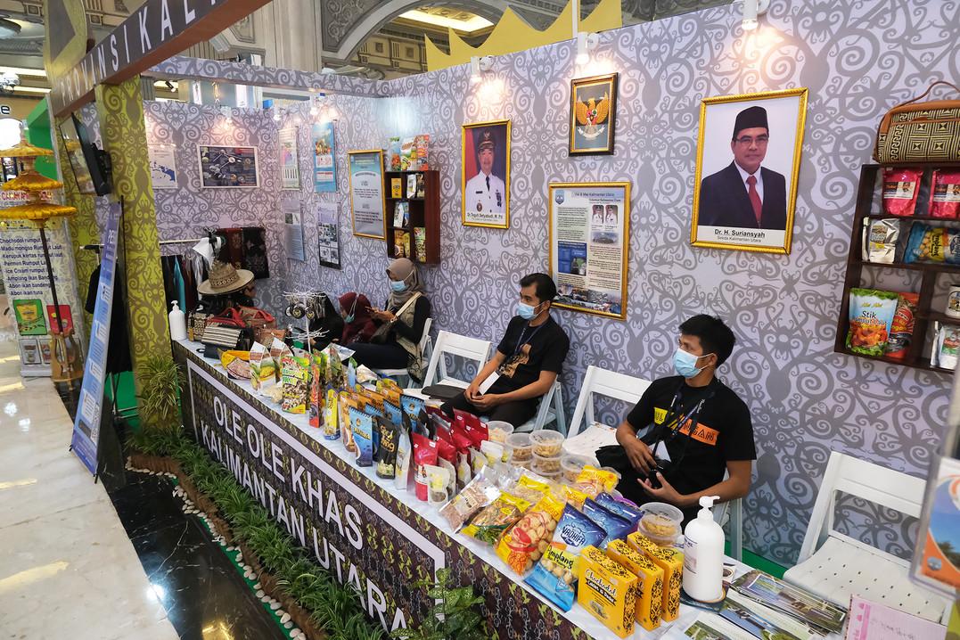 Stand Provinsi Kalimantan Utara 2