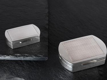 Oval Box Small & Medium