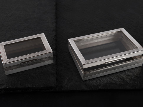 Rectangle Box with See-through