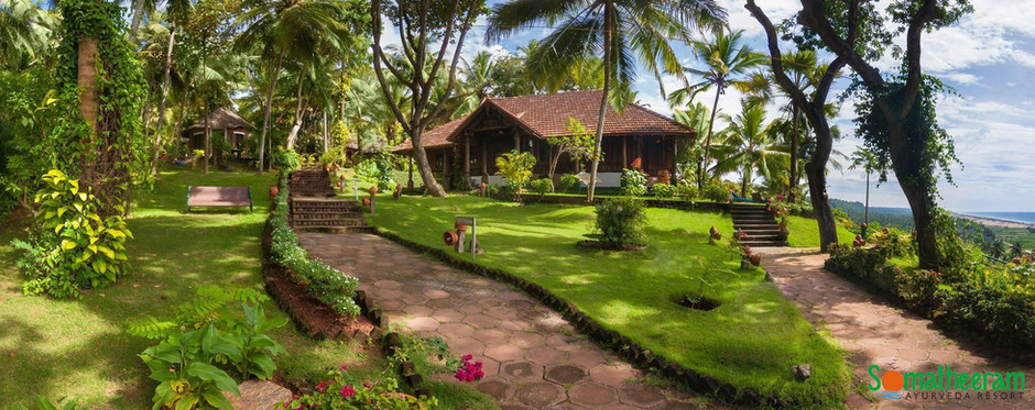 Somatheeram - World's First Ayurveda Village with a Resort Ambiance