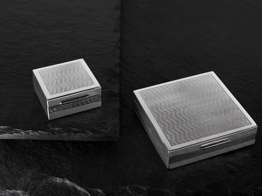 Square Box Small & Medium