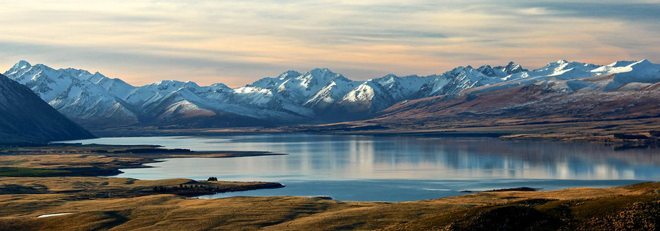 New Zealand Scenic South Island– 9 N/10D