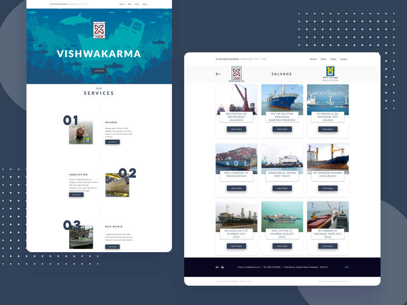 Vishwakarma Marine Private Limited