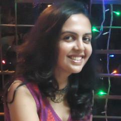 Mithila Phadke (SCM 2010-2011)