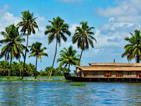 Kerala Tour 8 Nights 9 Days