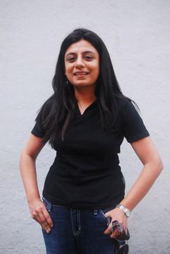 Anubha Bhonsle (SCM 1998-99)