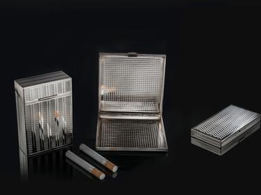 Cigarettes Case Set