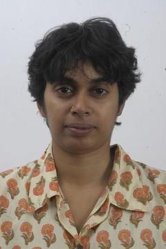 Nandini Ramnath(SCM 1996-97)