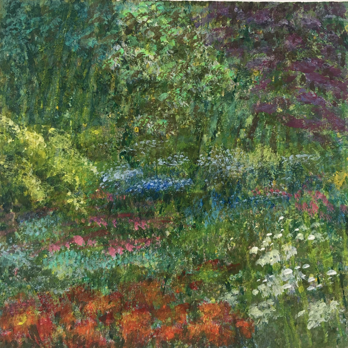 'Lost Gardens'