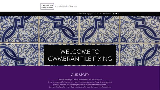 Cwmbran Tile Fixing