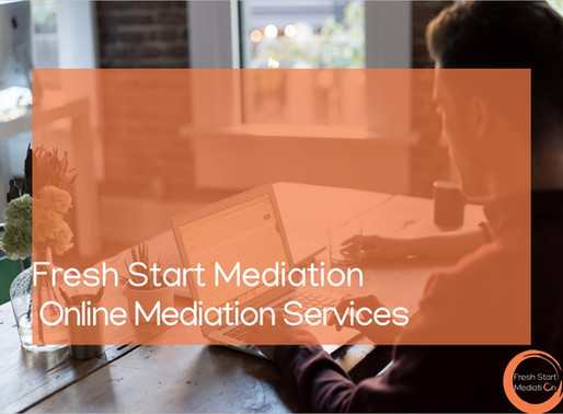 Online Dispute Resolution: Finding Calm in the Midst of a Storm