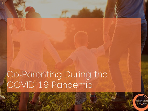 Co-Parenting During the COVID-19 Pandemic