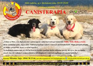 Krúžok Canisterapie