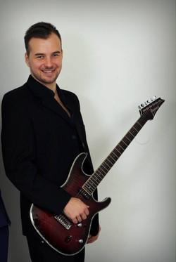 Gabriel Kocúr - gitara