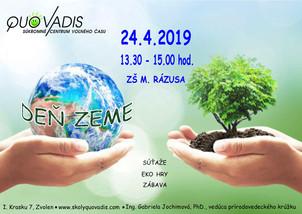 Deň Zeme 2019