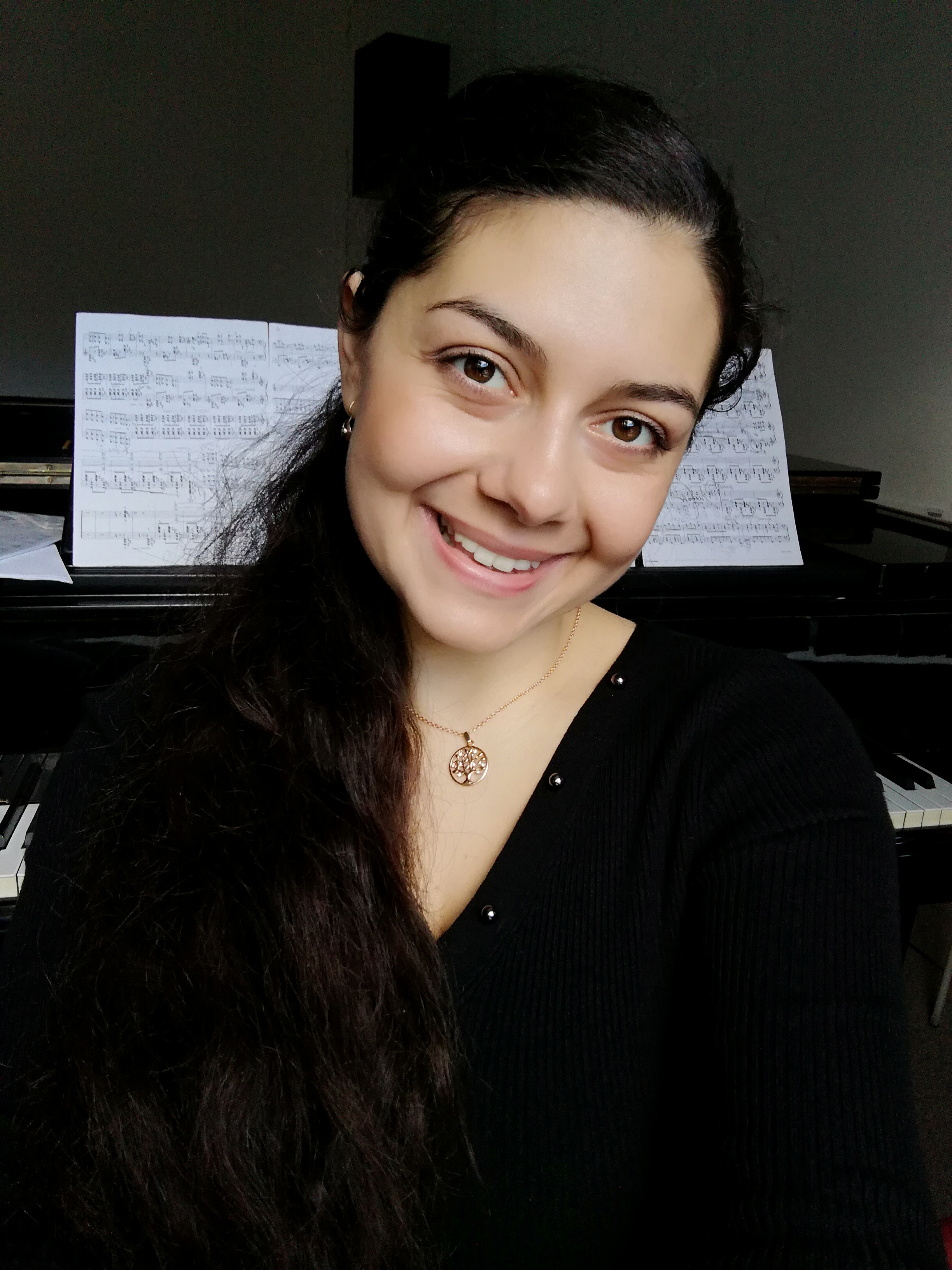 Bc. Soňa Tóthová - klavír