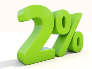 Venujte nám Vaše 2% - ďakujeme...