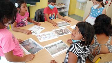 """Projekt """"Zlepšovanie študijných výsledkov a kompetencií žiakov v ŠZŠ"""" - správa za 06/2021"""