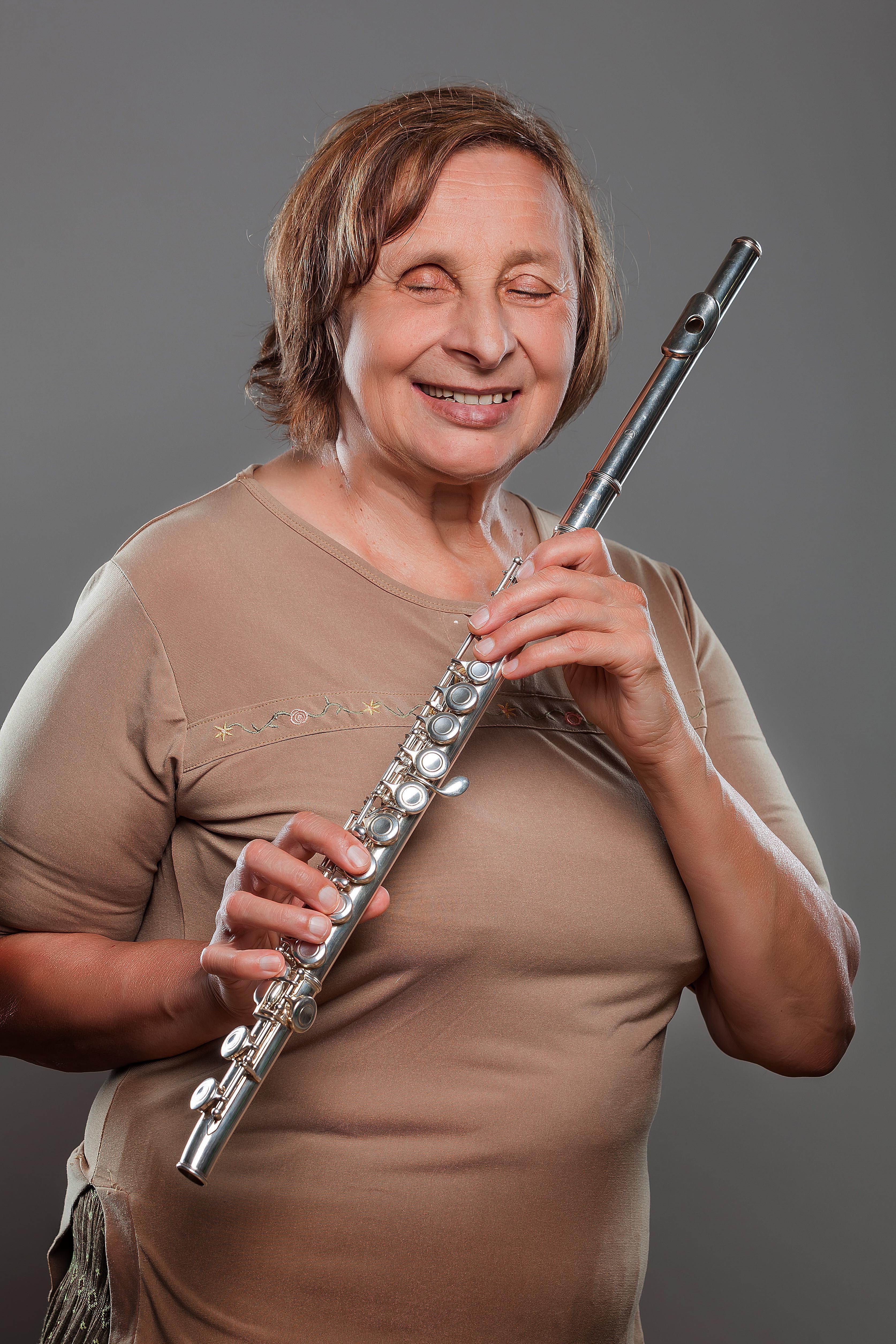 Darina Kadášiová - flauta