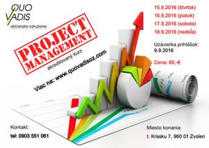 Základy projektového manažmentu