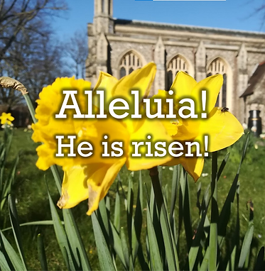 10am Easter Day All-Age Outdoor Communion
