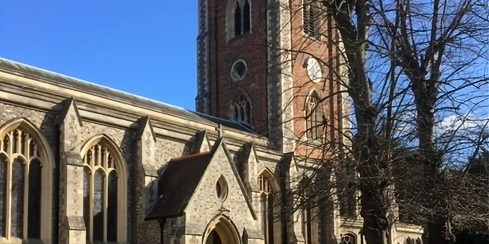 St Peter's Lunchtime Concert - Wednesday 14th July at 1pm
