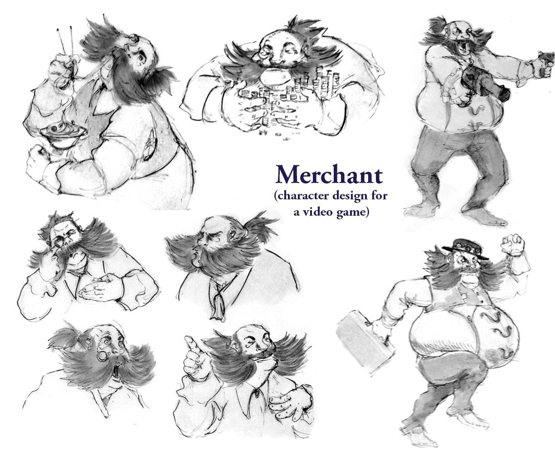 Merchant (Sigil Rift video game)
