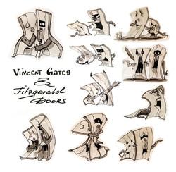 Vincent Gates and Fitzgerald Doors