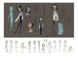Mohr (character development)