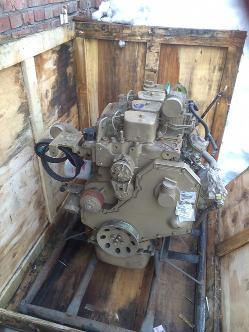 Двигатель Cummins B 3.9 SO44042 (с/н 30218614) Евро-2 (1 комплектности)