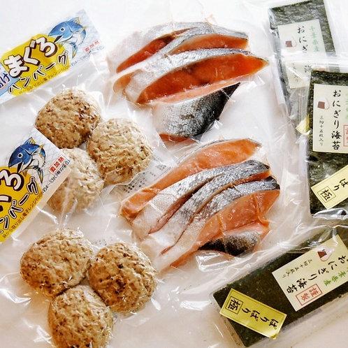 おさかな村 ご当地お弁当セット(送料別)