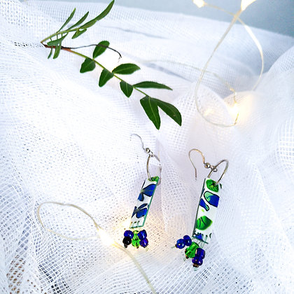 Boucles d'oreilles - collection Mary