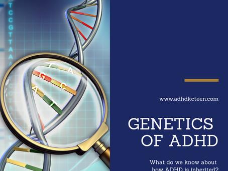 Genetics of ADHD
