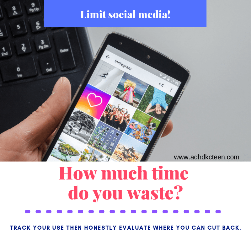 We are all at risk of wasting time online.  Learning to set personal screen time limits is one way we can make a positive impact on our own lives.