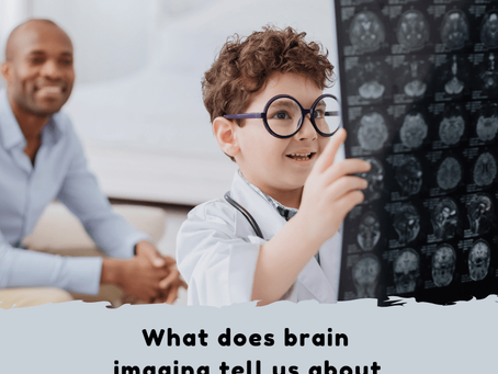 What does brain imaging tell us about ADHD?