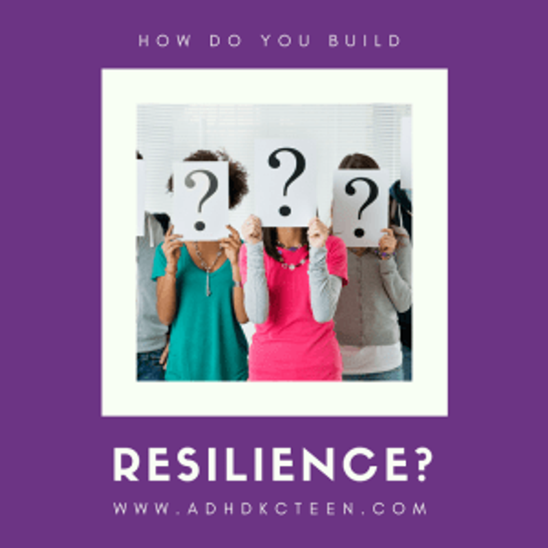 How do you build resilience?