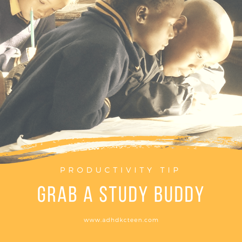 What can you do to be the most productive? Our top 10 secrets of productivity are found here! Make the most out of your time with these tips. Would a study buddy help?