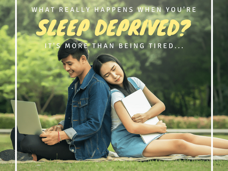 What happens when we're sleep deprived?