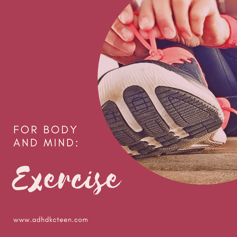 Exercise is not only great for your body... it's also good for your mind! #exercise