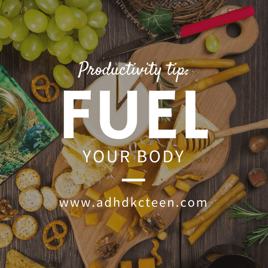 What can you do to be the most productive? Our top 10 secrets of productivity are found here! Make the most out of your time with these tips, such as fueling your body.