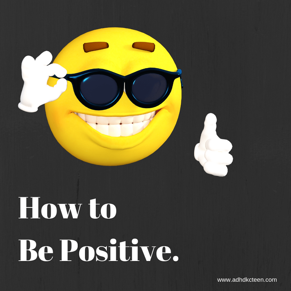 Learn to be positive by changing your mindset. It makes a world of difference! #growthmindset #powerofpositivity