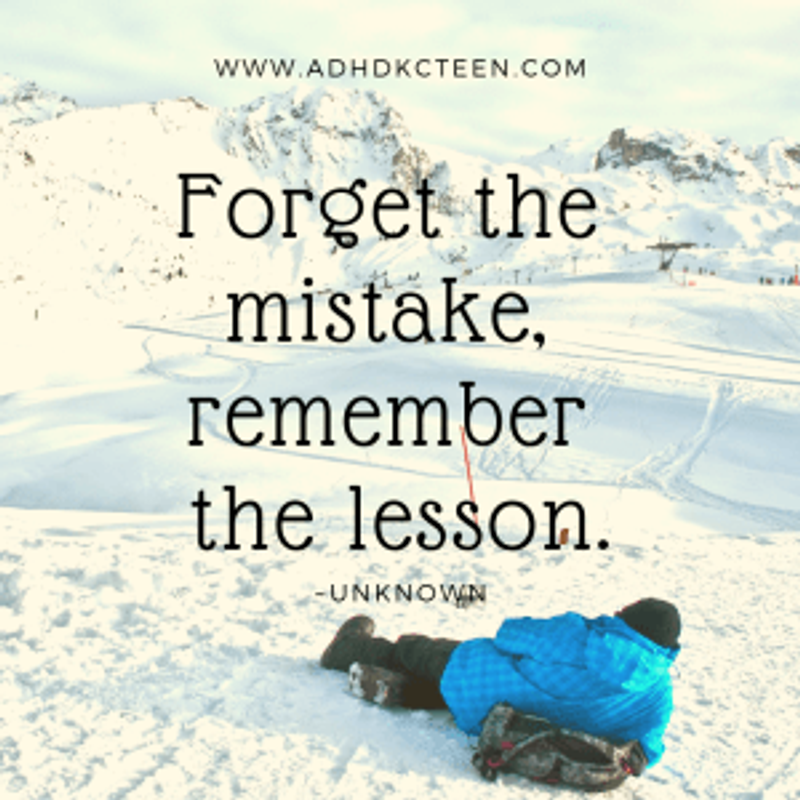 Changing your perspective can help problem solve. Step back and look at it from other angles. This is a great way to build resilience and be successful. #learnfrommistakes #growthmindset