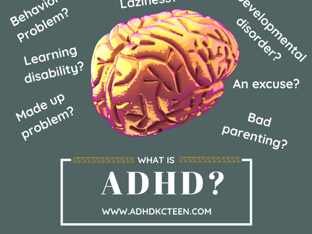 What is ADHD? Why do some develop it?