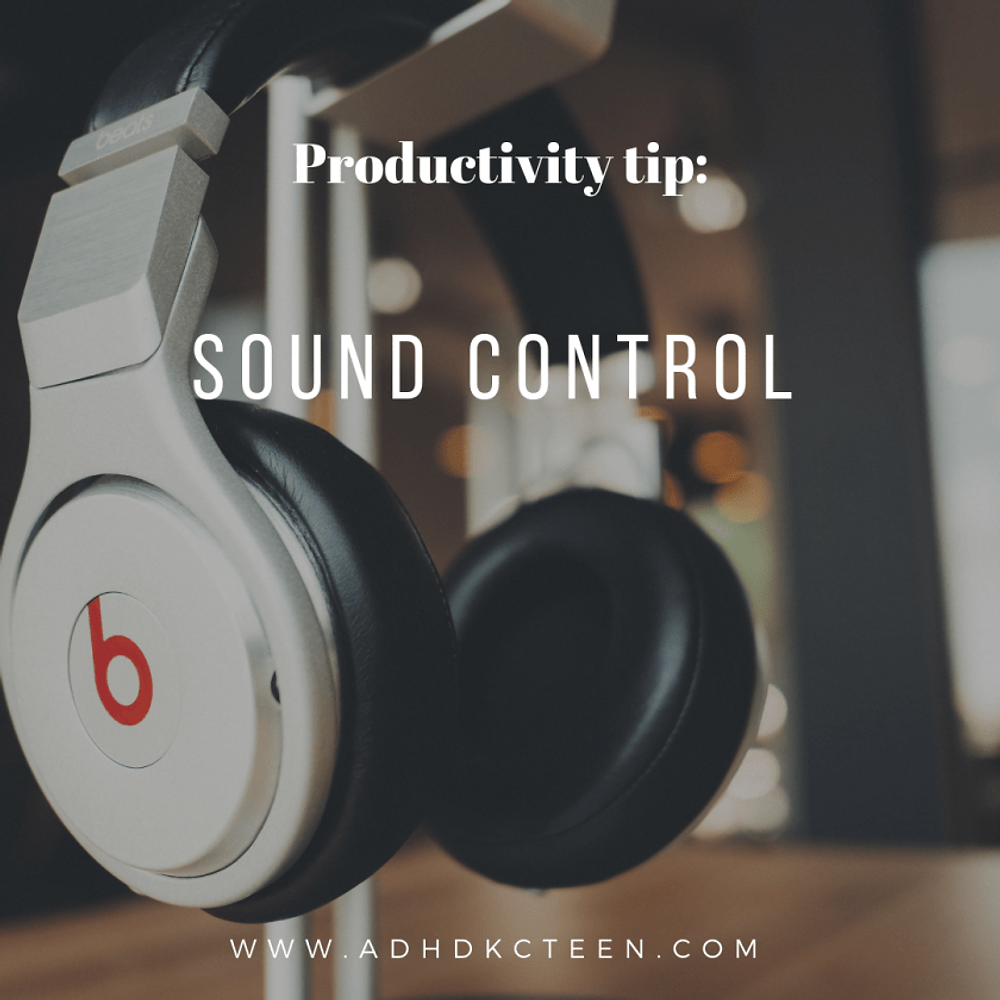What can you do to be the most productive? Our top 10 secrets of productivity are found here! Make the most out of your time with these tips, such as sound control.