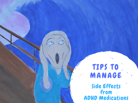 Tips to manage ADHD medication side effects
