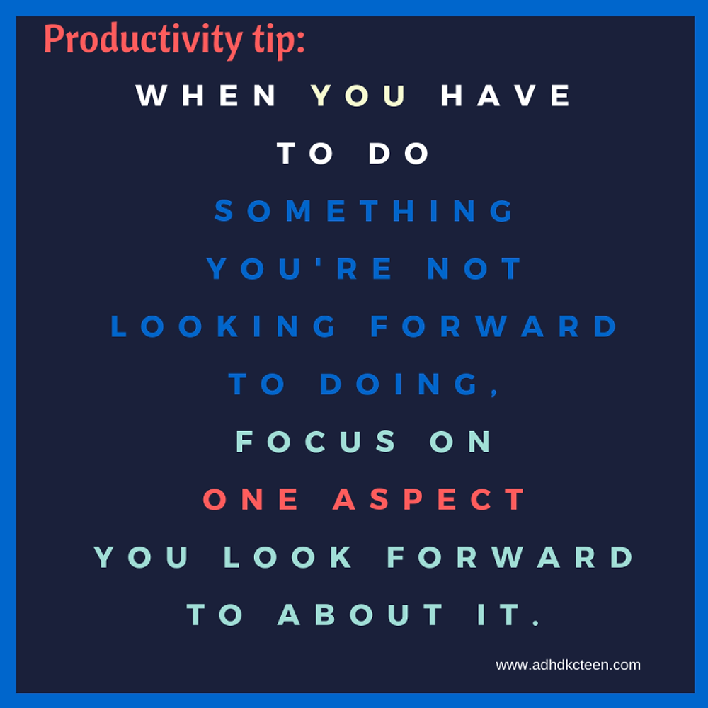 What can you do to be the most productive? Our top 10 secrets of productivity are found here! Make the most out of your time with these tips, such as finding something to look forward to.
