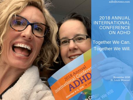 2018 International Conference on ADHD recap
